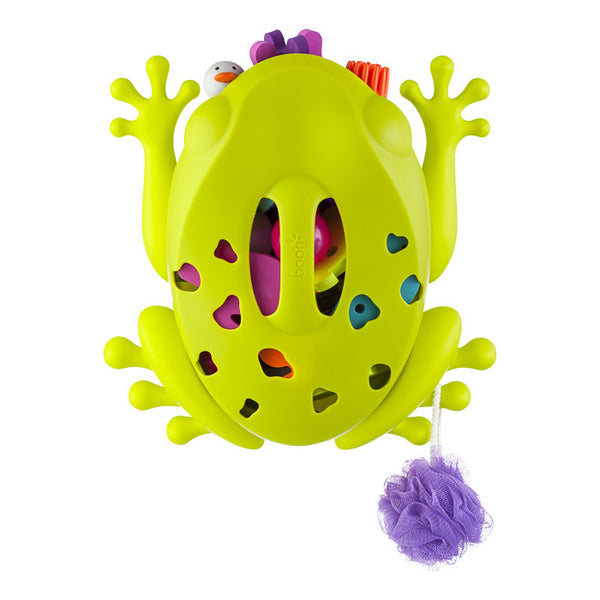 Frog Storage Pod | Bath Toy Tidy