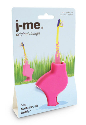 Flamingo Toothbrush Holder | Tidy the Bathroom in Style