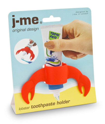 Lobster Toothpaste Holder | Tidy & Brighten Up The Bathroom