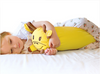 JoJo the Giraffe Cuddlemate | Get Your Baby to Sleep | Tummy Time Pillow