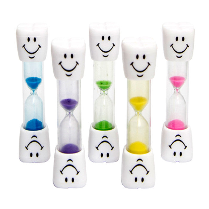 Two Minute Smiley Sand Timer | Childrens Toothbrush Timers