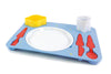 Children's Space Dinner Set | Plates for Fussy Eaters