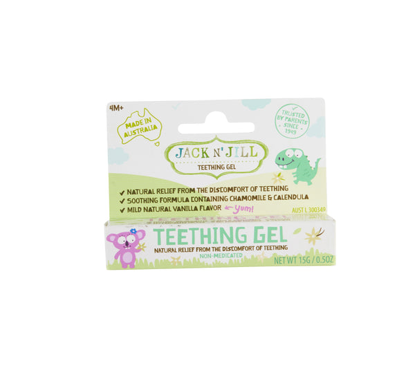 Natural Teething Gel Best Relief for your Teething Baby