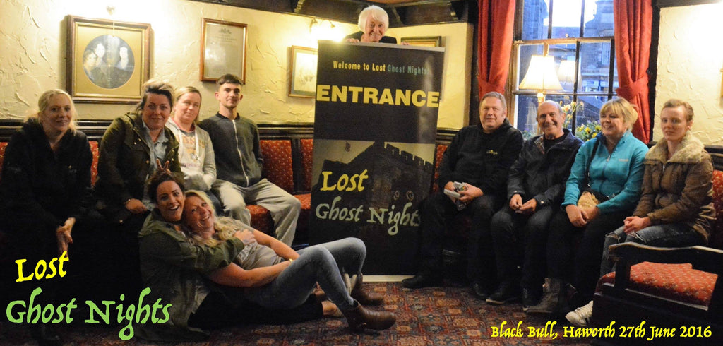 Lost Ghost Nights Black Bull Event June
