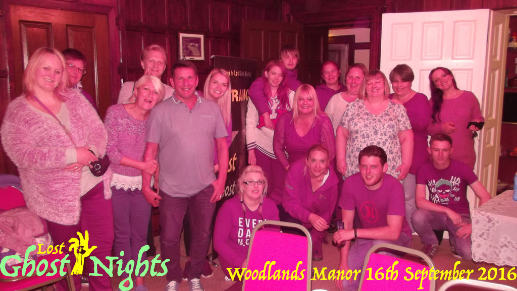 Woodlands Manor September 2016