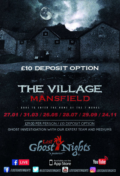Village Mansfield - Saturday September 15th 2018