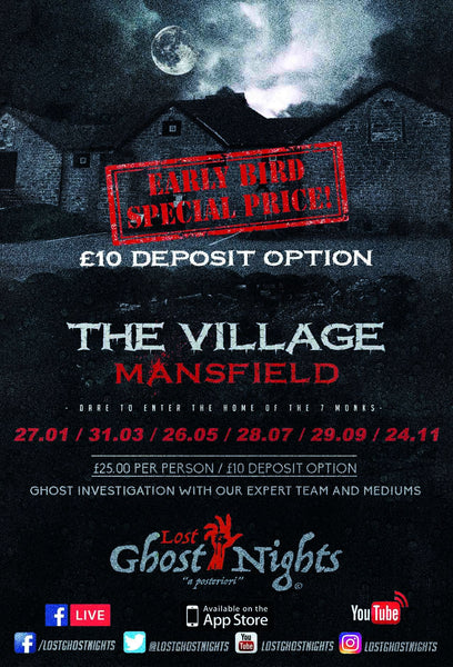 Village Mansfield - Saturday January 27th 2018