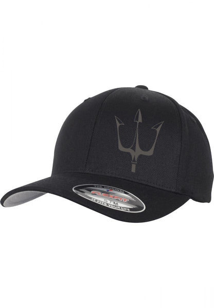 Lake City Clothing flagship hat in black with reflective graphic