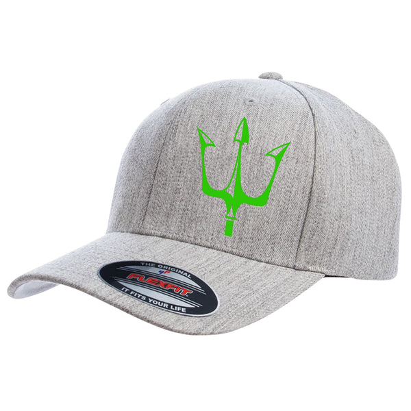 Lake City Clothing flagship hat with reflective graphic