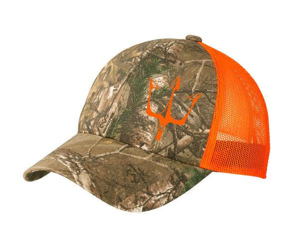 Realtree XTRA hat with reflective Lake City Clothing graphic