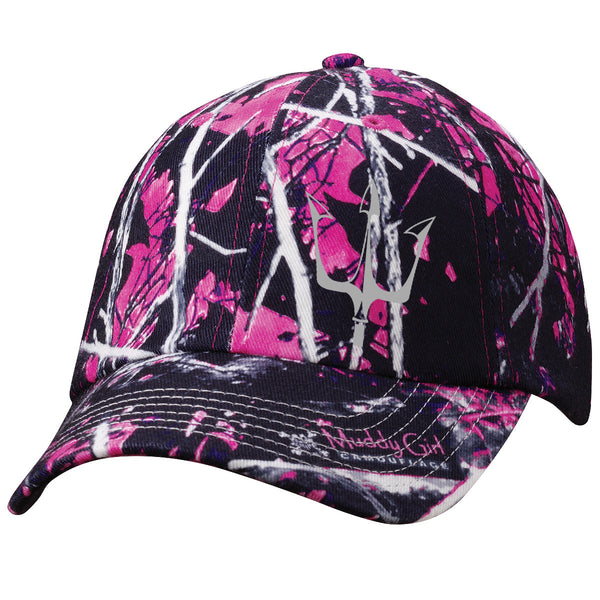 Muddy Girl hat with reflective graphic