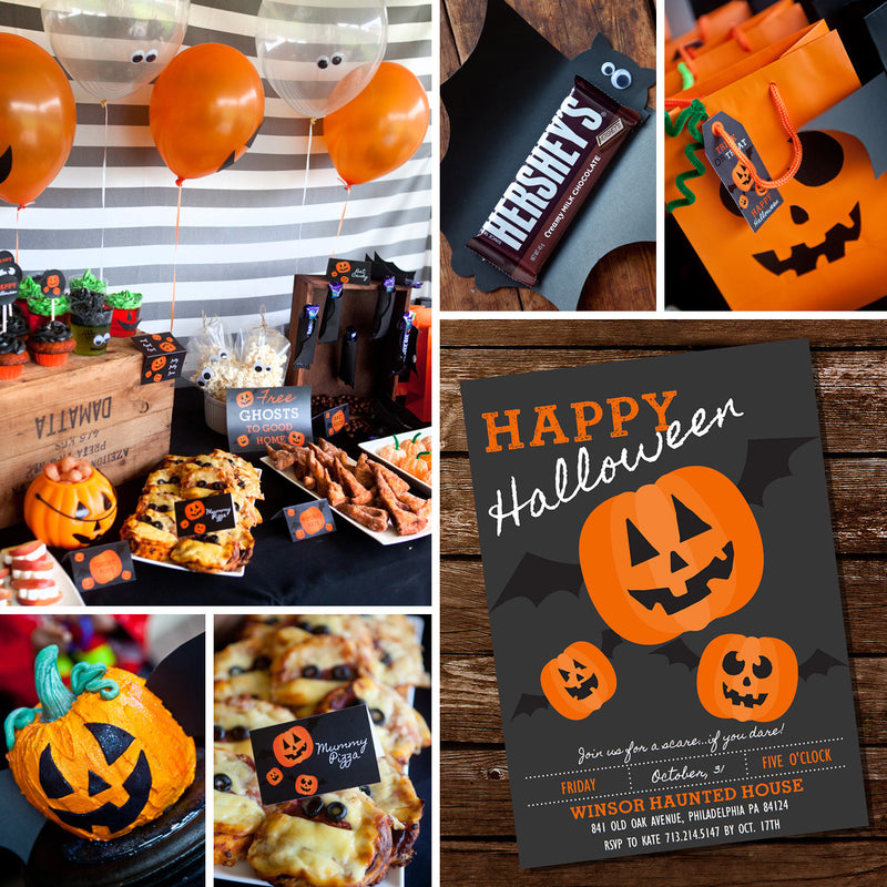 Halloween Party Ideas You'll LOVE!