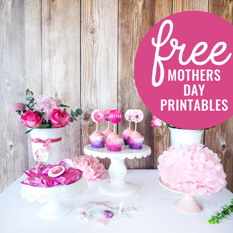 Exquisite FREE Gifts for THE MOST MARVELLOUS MOMS
