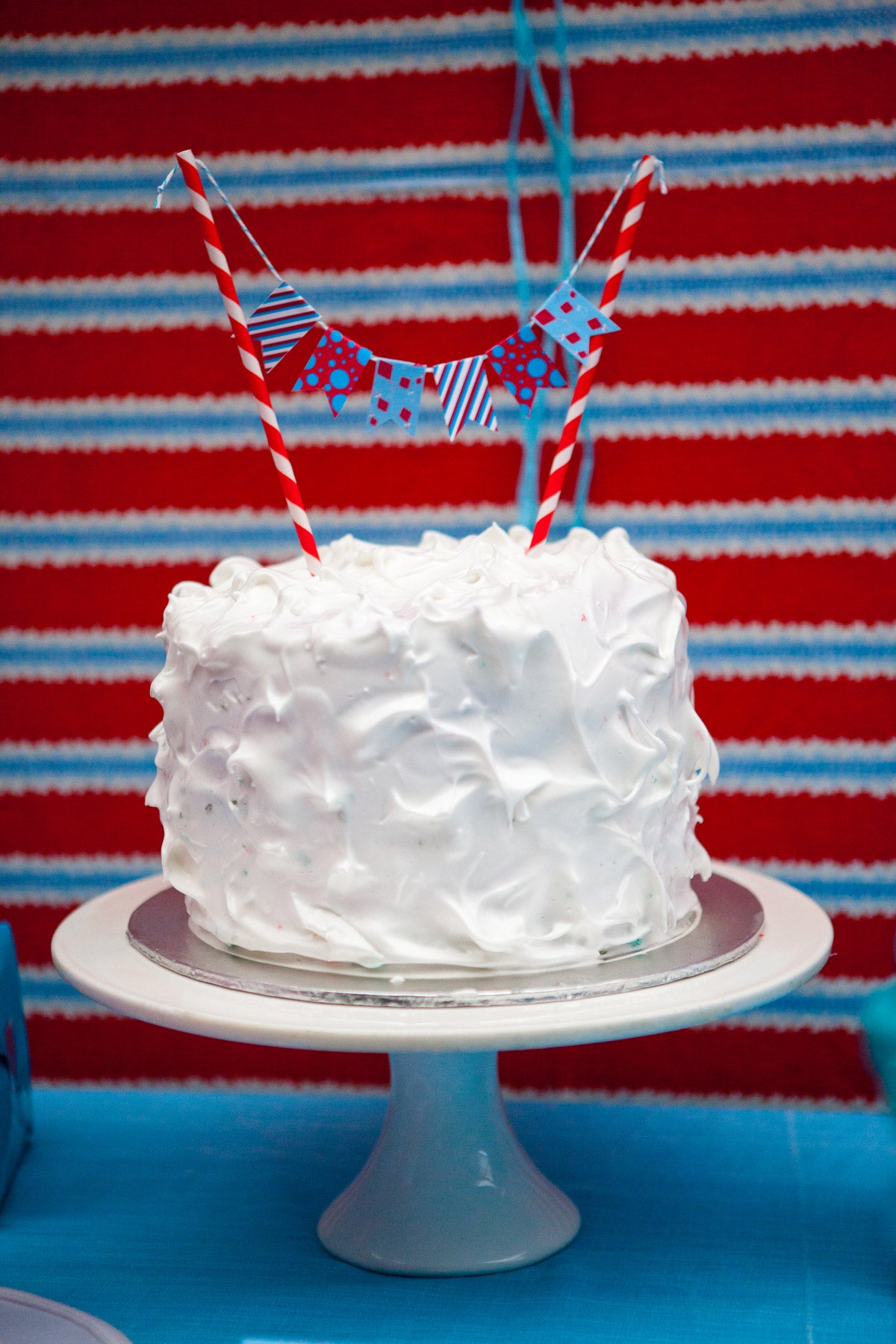 Dr Seuss Kids Party Birthday Party Cake