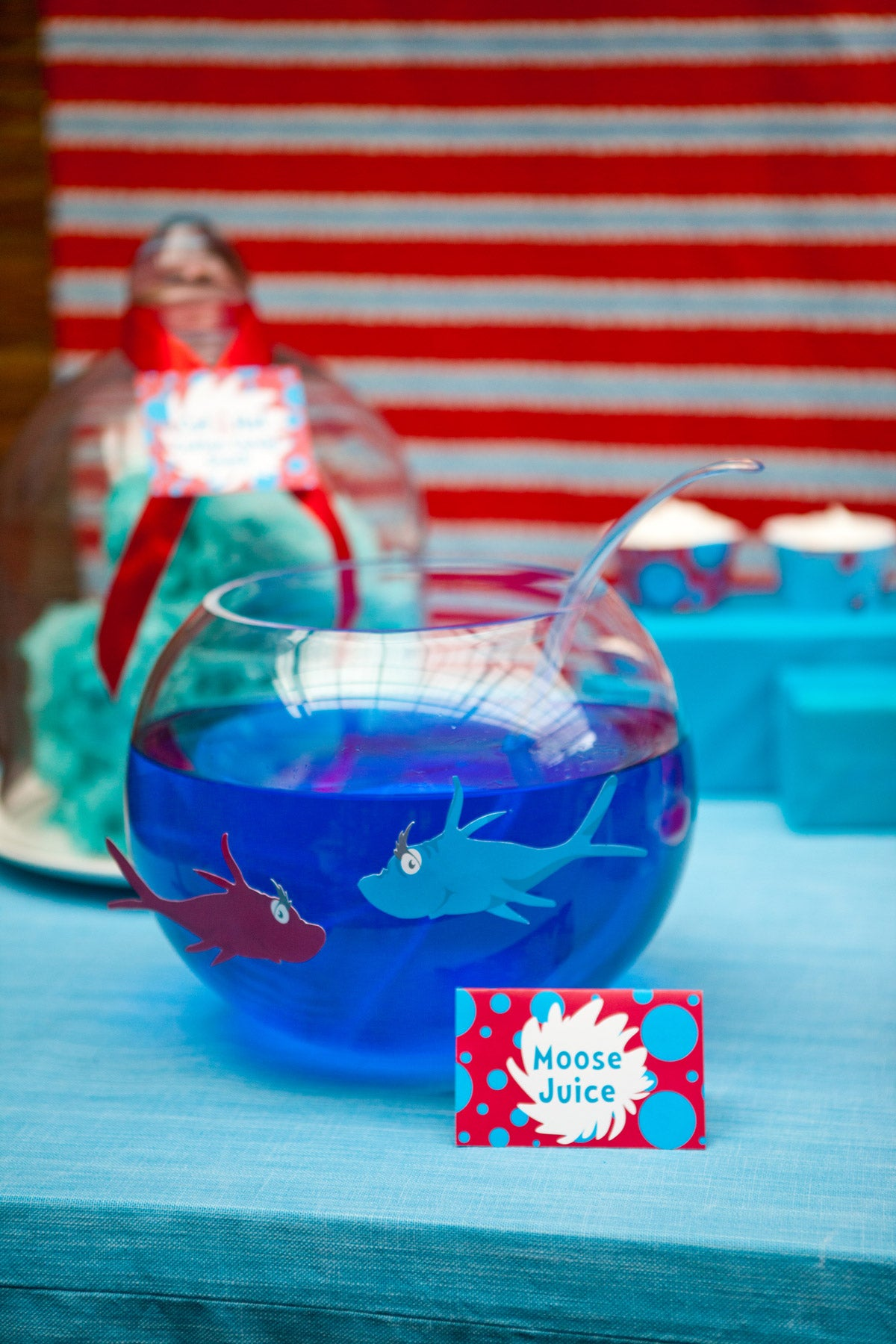 Dr Seuss Kids Party Drinks Ideas