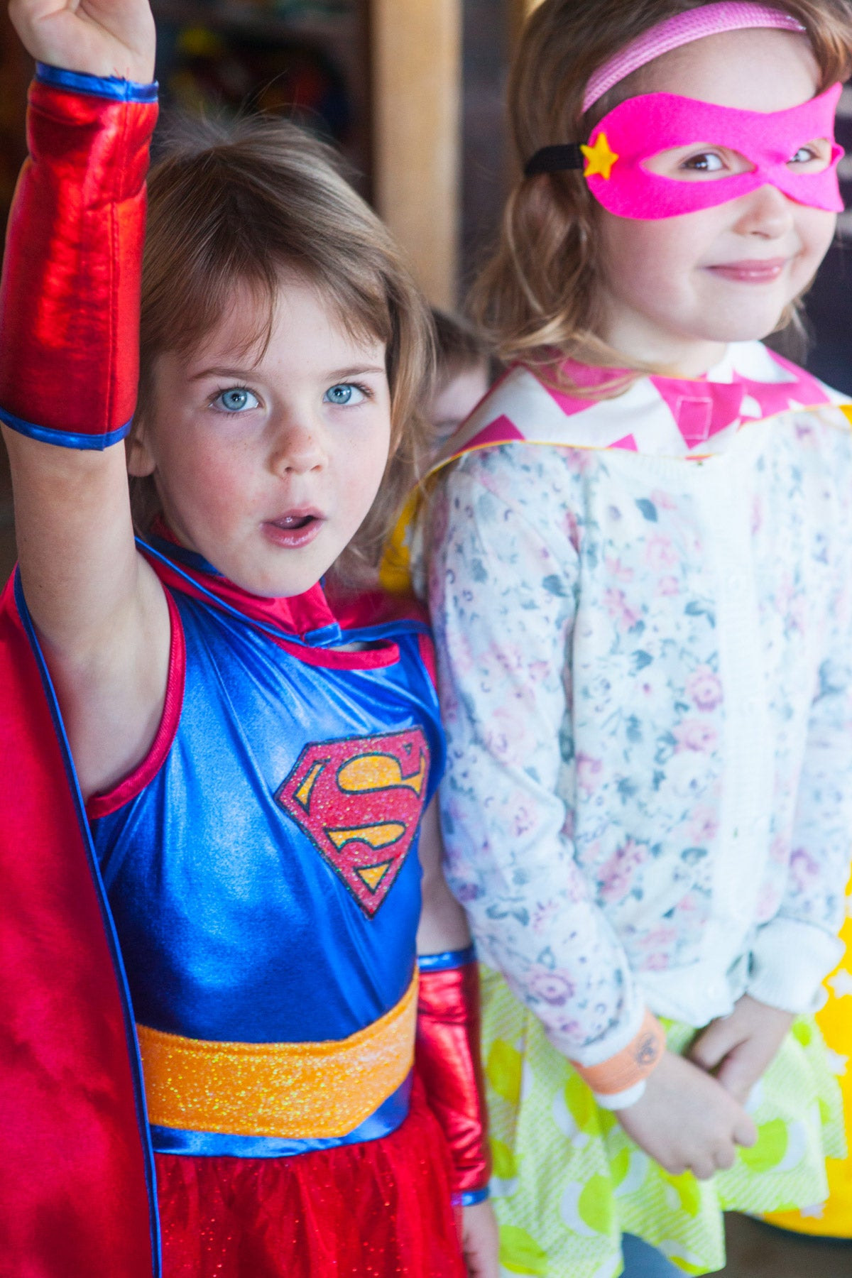Girl Superhero Party