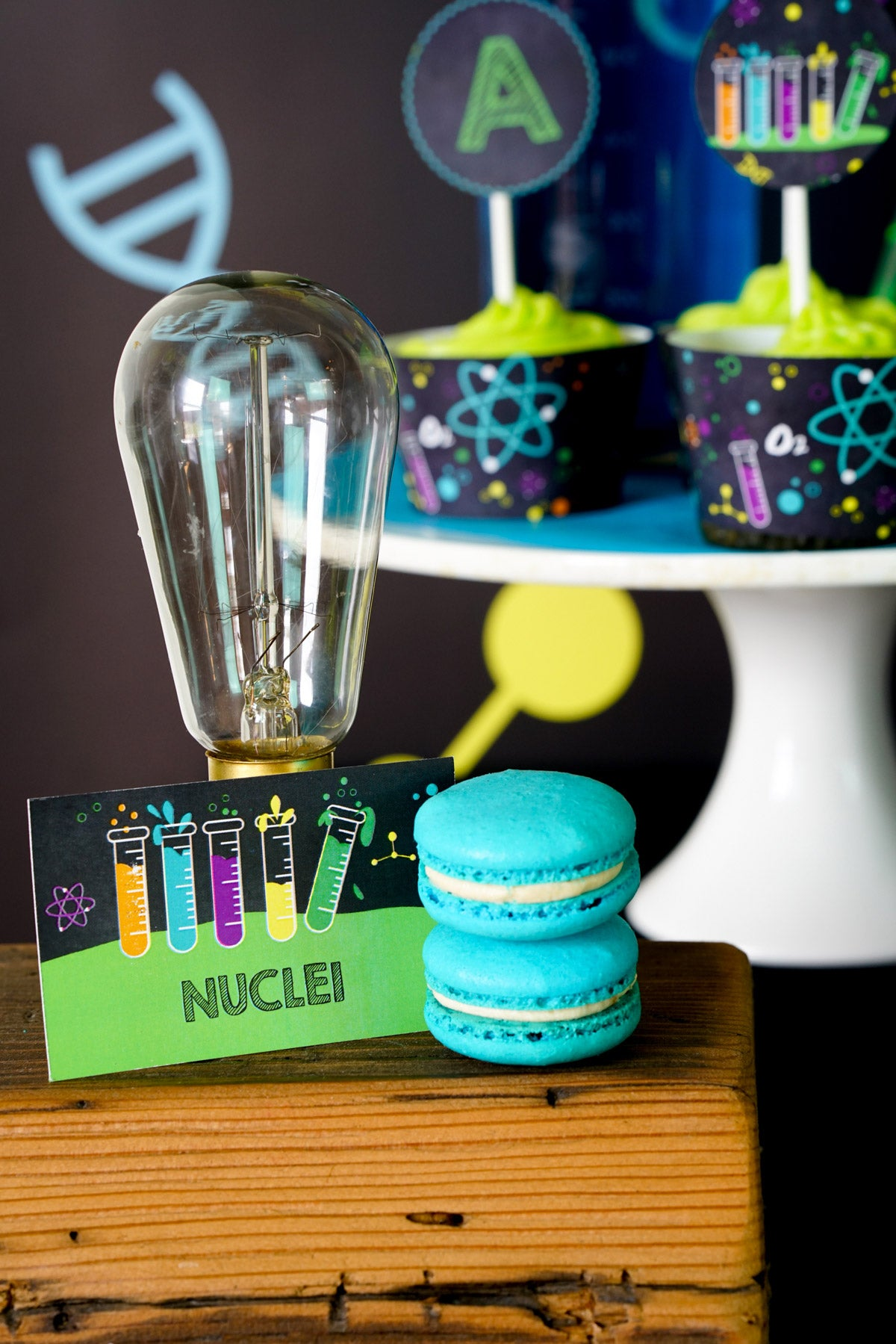 Science Experiment Birthday Party Ideas