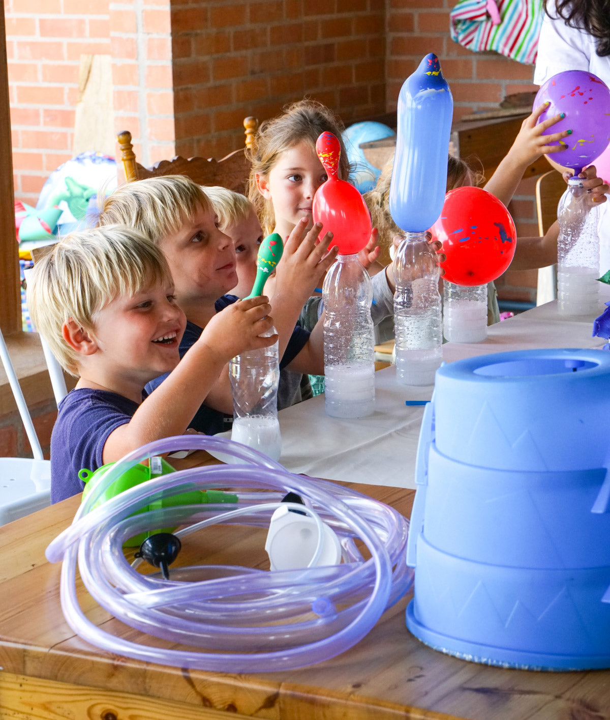 Science Experiment Fun Party Games