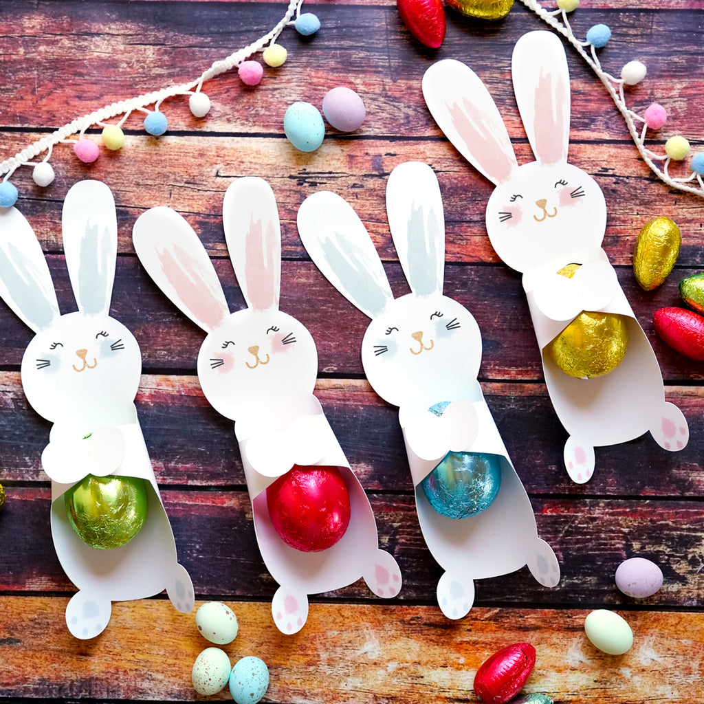 Bunny Candy Easter Candy Holder