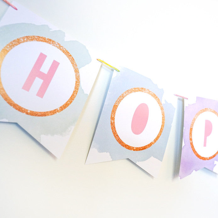 Easter Egg Hunt Banner | Easter Celebration Decorations