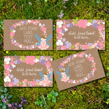 Woodland Fairy Buffet Cards