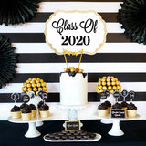 Class of 2020 Party Decor