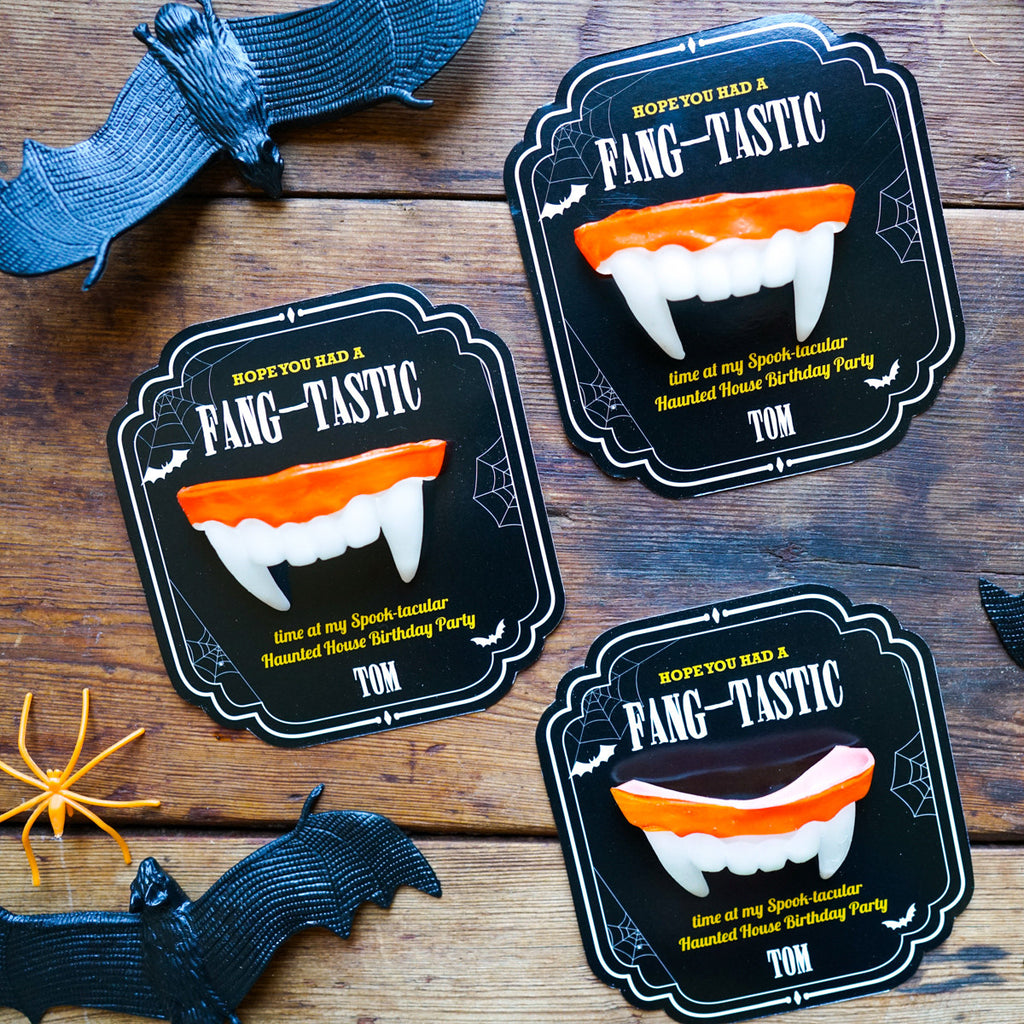 Halloween Haunted House Party Favors | Halloween Favors