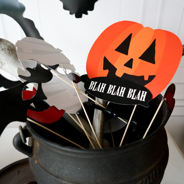 Halloween Haunted House Spook Booth Decor And Props