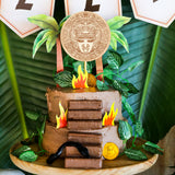 Indiana Jones Party Cake Topper