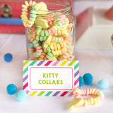 Kitty Cat Party Food Ideas