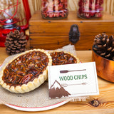 Lumberjack Party Food Labels | Woodland Forest Fun