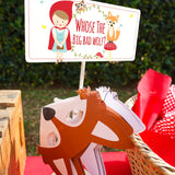 Little Red Riding Hood Party Games