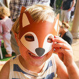 Little Red Riding Hood Big Bad Wolf Masks
