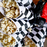 monster truck popcorn cones