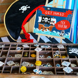 Pirate Birthday Party Set | Amazing Pirate Activities, Food & Drink Labels and Full Party Decor