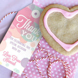 Ready To Pop Baby Shower Favor Tags