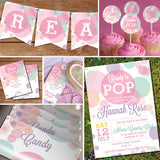 Ready To Pop Baby Shower Decorations