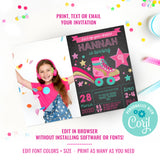Tween Party Invitation