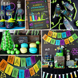 Science Experiment Party Decorations