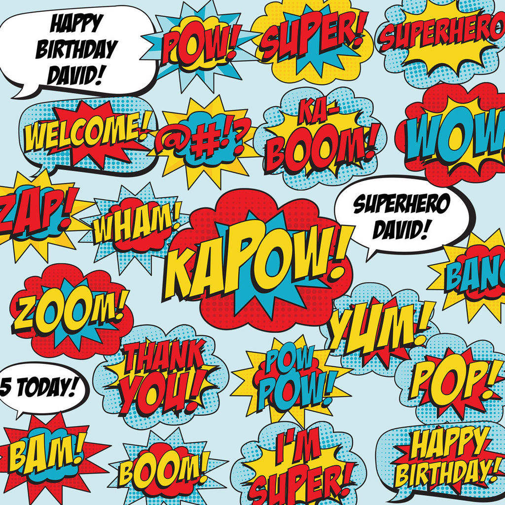 Superhero Party Invitation for a Boy | Printable Invite – Sunshine ...