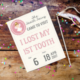 Tooth Fairy Photo Prop