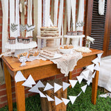 Tribal Birthday Party Table