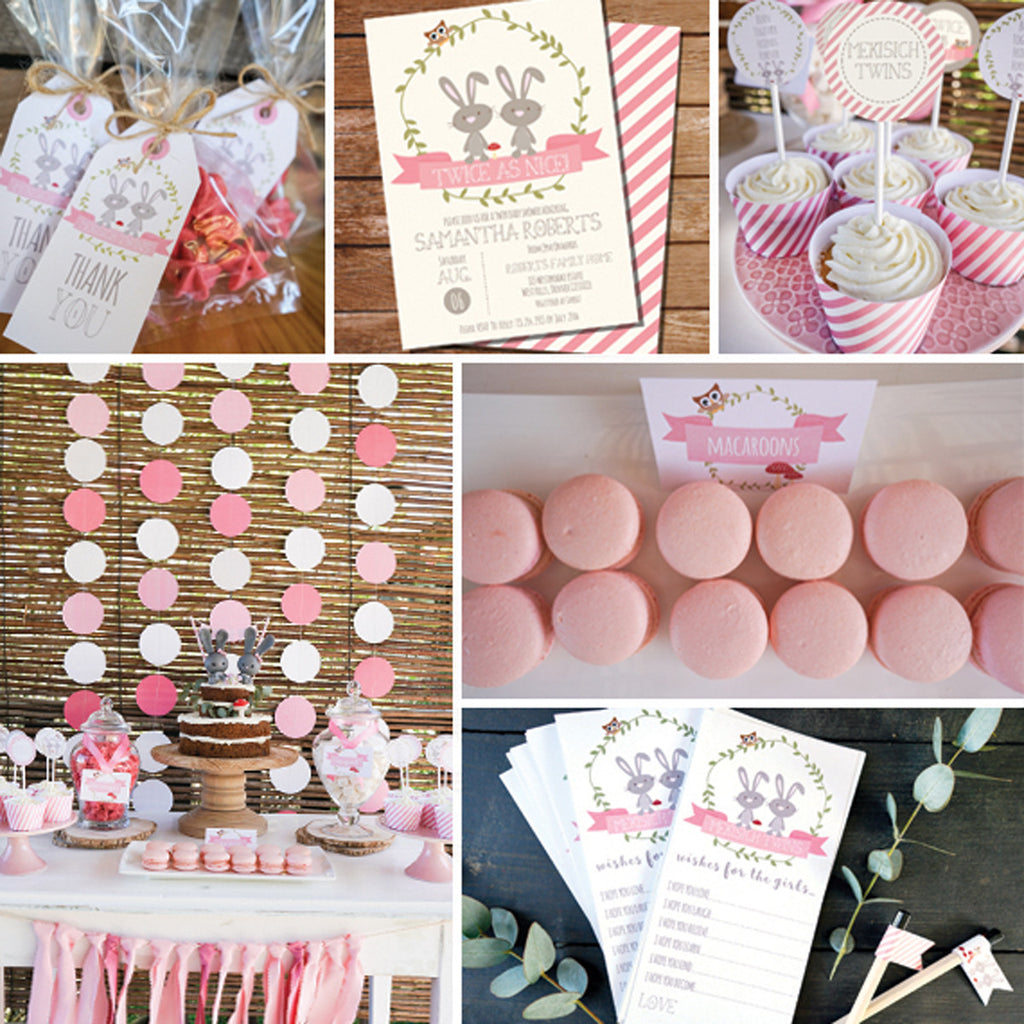 baby shower favors decorating ideas tea party of bridal