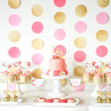 Half Birthday Decorations | Party Table