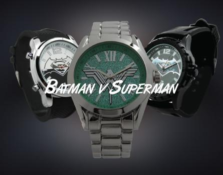 Batman V Superman Watches