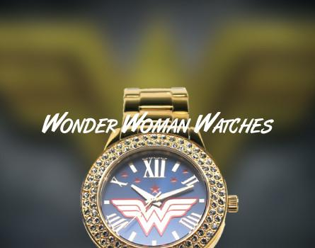 Wonder Woman Watches