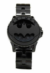 Christian Bale Batman Watch with Logo