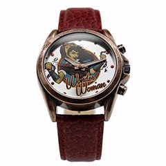 Wonder Woman DC Comics Bombshell Watch