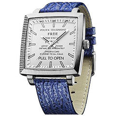Doctor Who Tardis Analog Watch