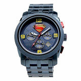 "Man of Steel ""Blue"" Limited Edition Collection Chronograph Watch"